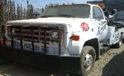 Used cars for sale, Lien sale cars, T-Rex Towing, Sacramento tow yard, 1989 GMC 6000 Tow Truck